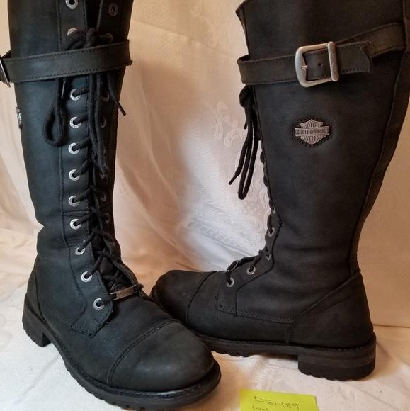 aca984b526938a Harley-Davidson Shoes - Harley Davidson women s Savannah boot